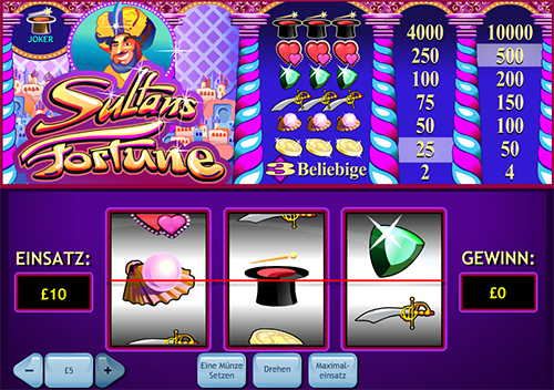 william hill online slots fortune online