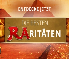 Aktion um Book of Ra Alternativen bei Sunmaker