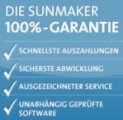 sunmaker_garantie
