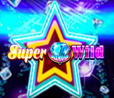 Super Diamond Wild Logo