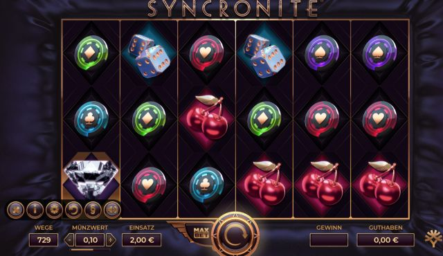 Syncronite Splitz Vorschau