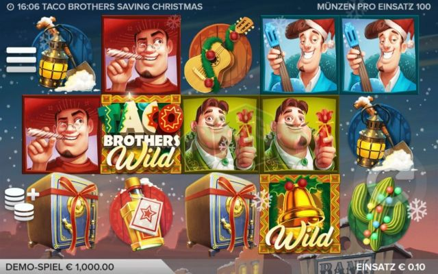 Taco Brothers saving Christmas Vorschau