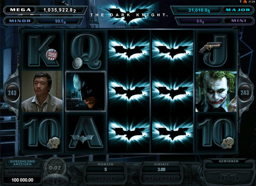 the-dark-knight online slot