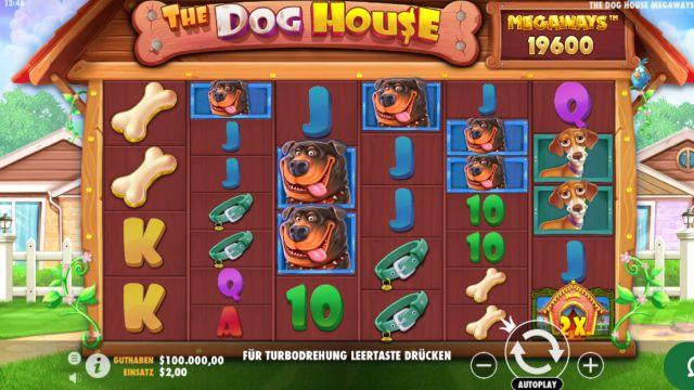The Dog House Megaways Vorschau