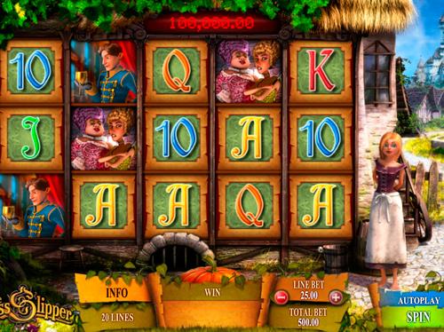 merkur casino online sinderella