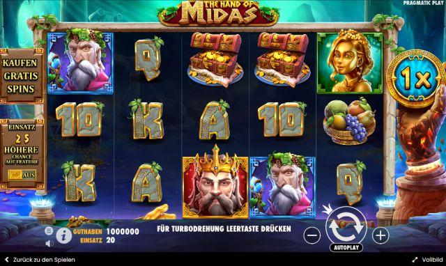 The Hand of Midas Vorschau