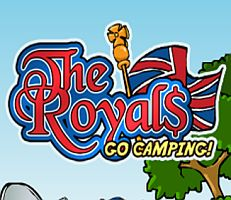The Royals go Camping