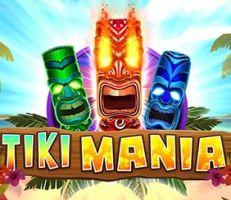 Tiki Mania Slot Logo
