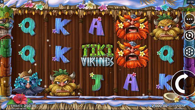 Tiki Vikings Vorschau