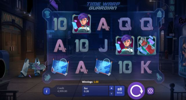 Time Warp Guardian Vorschau
