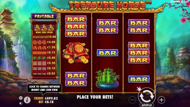 Treasure Horse Vorschau