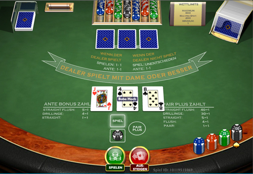 online casino poker casinospiele