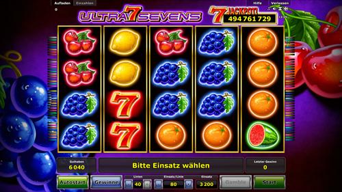 live online casino sevens spielen
