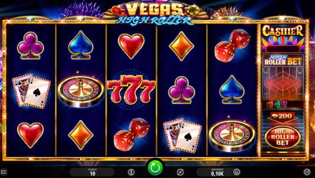 Vegas High Roller iSoftBet Vorschau