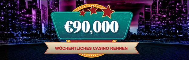 Videoslots Casino Bonus Rennen