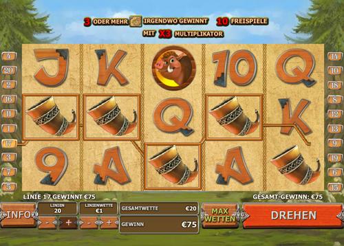 vikingmania online slot im eurogrand casino