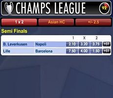 Virtual Champions League