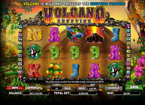 volcano-eruption casino spiel