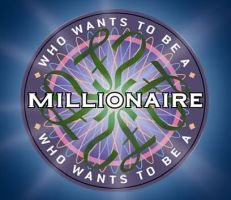 Wer wird Millionär Slot Logo