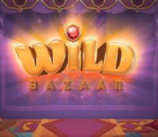 Wild Bazaar Slot Logo
