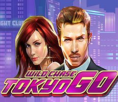 Wild Chase Tokyo Go Logo