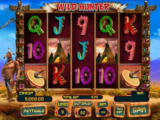 Wild Hunter Playson Vorschau