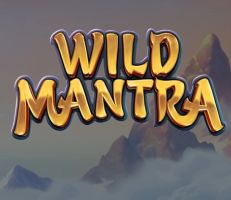 Wild Mantra Slot Logo