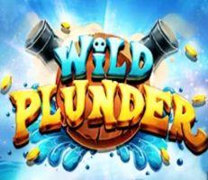Wild Plunder Slot Logo