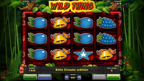wild-thing novoline spiel