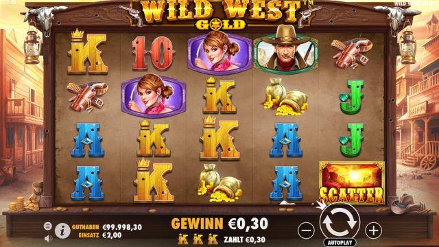 Wild West Gold Vorschau