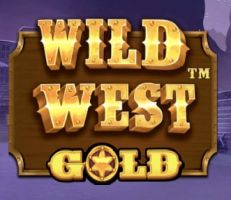 Wild West Gold Slot Logo