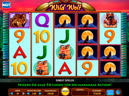 online casino for fun wolf spiele online