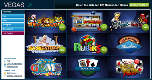 william hill vegas online casino