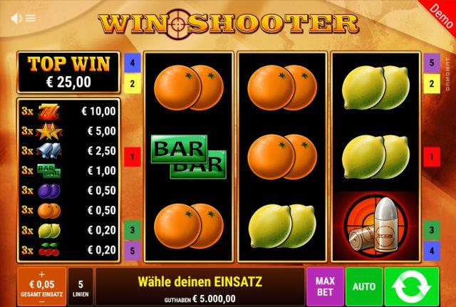 Win Shooter Vorschau