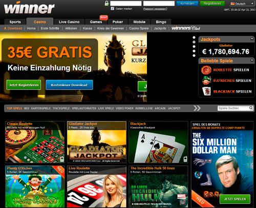 online casino gutscheincode