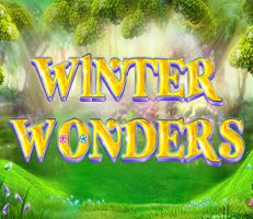 Winter Wonders Slot Logo
