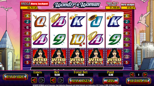 wonder-women casino spiel