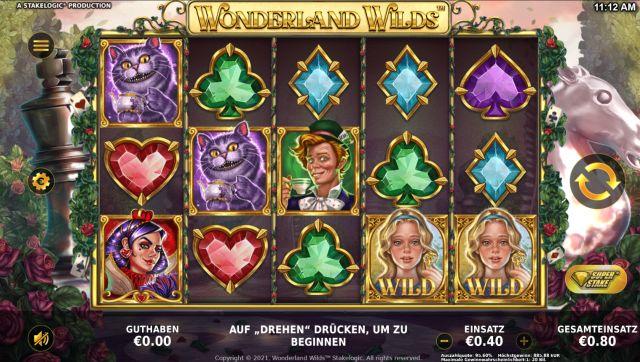 Wonderland Wilds Vorschau