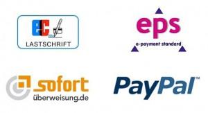 Zahlungen